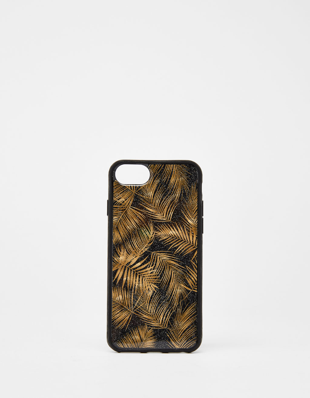 Palm leaf iPhone 6/6s/7/8 case