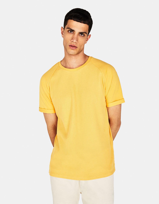Gewafeld T-shirt
