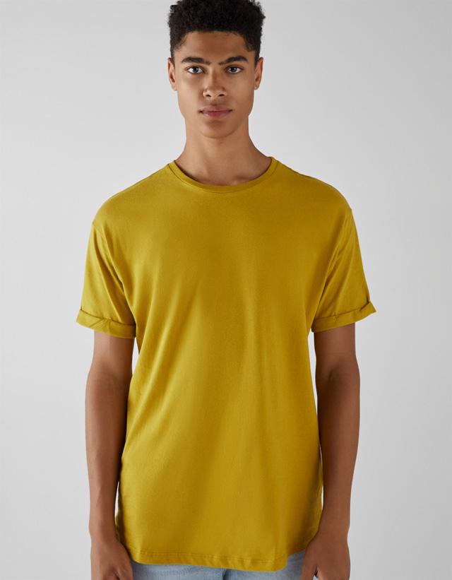 Shirt mit langer Passform Join Life
