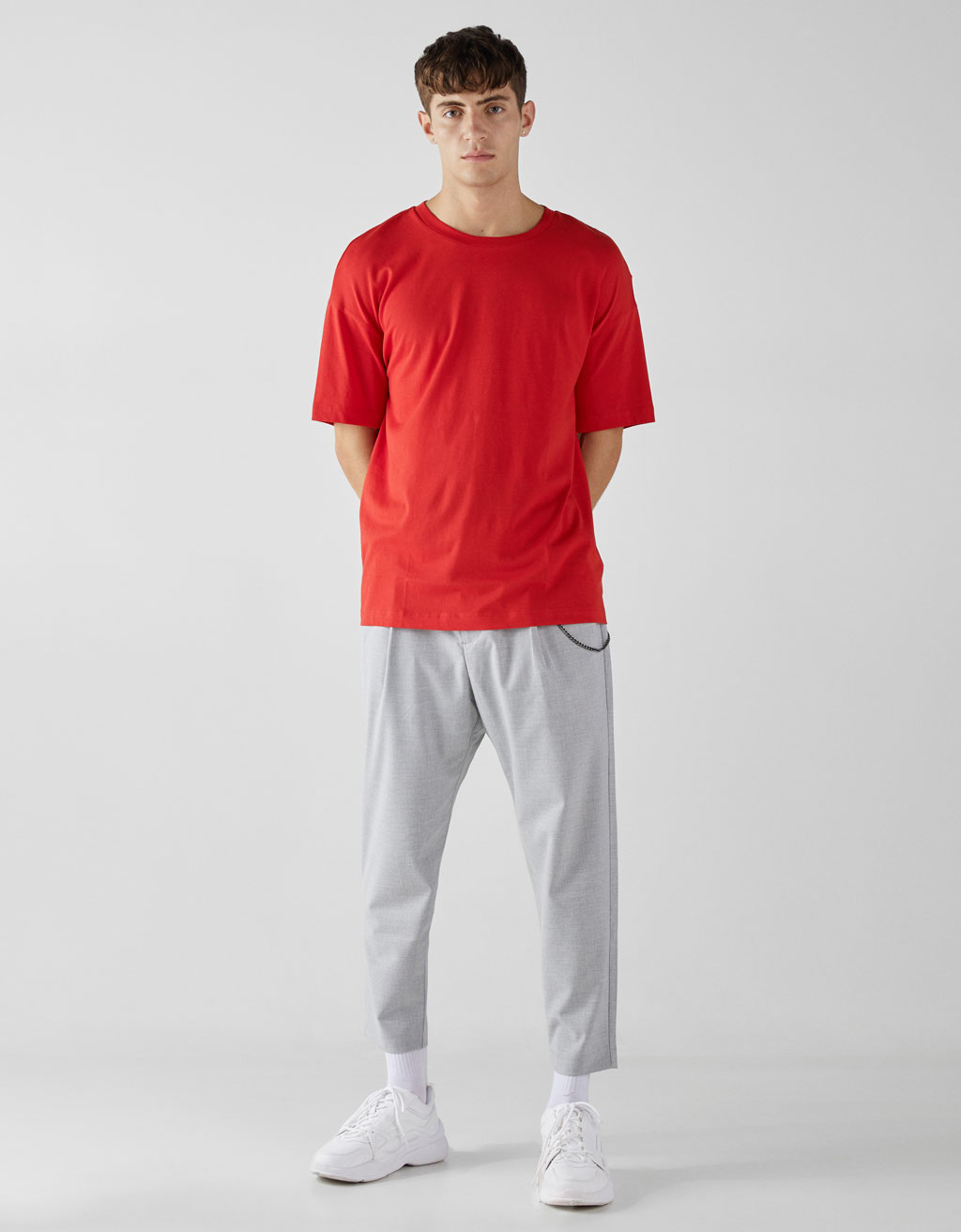 Boxy Fit T-shirt