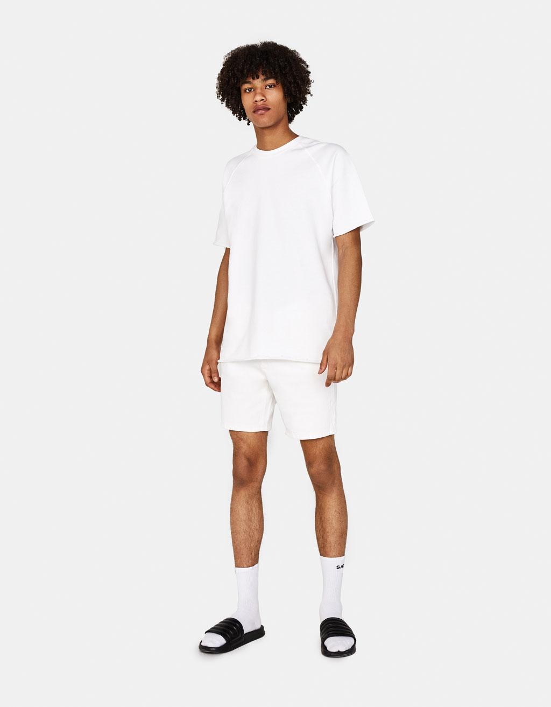 Camiseta de felpa