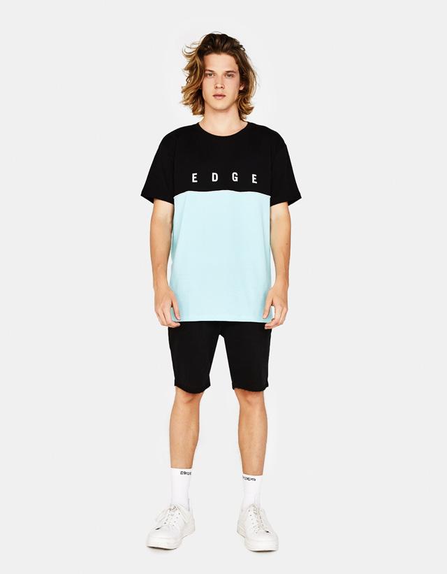 Shirt mit Print