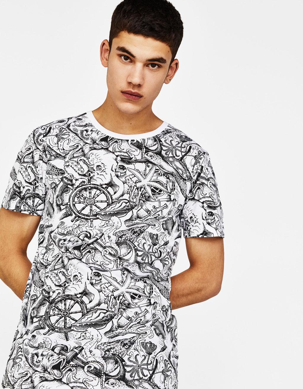 T-shirt coton «Crew Neck»