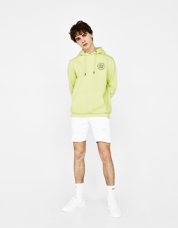 Skinny comfort bermuda hlače iz jeansa