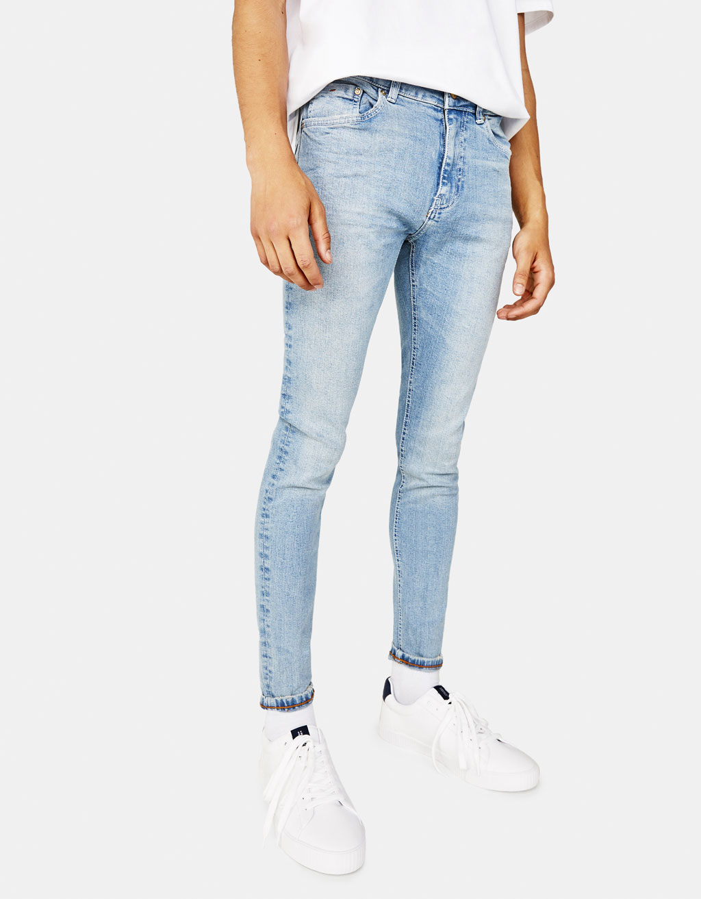 Superskinny Jeans Join Life by Bershka