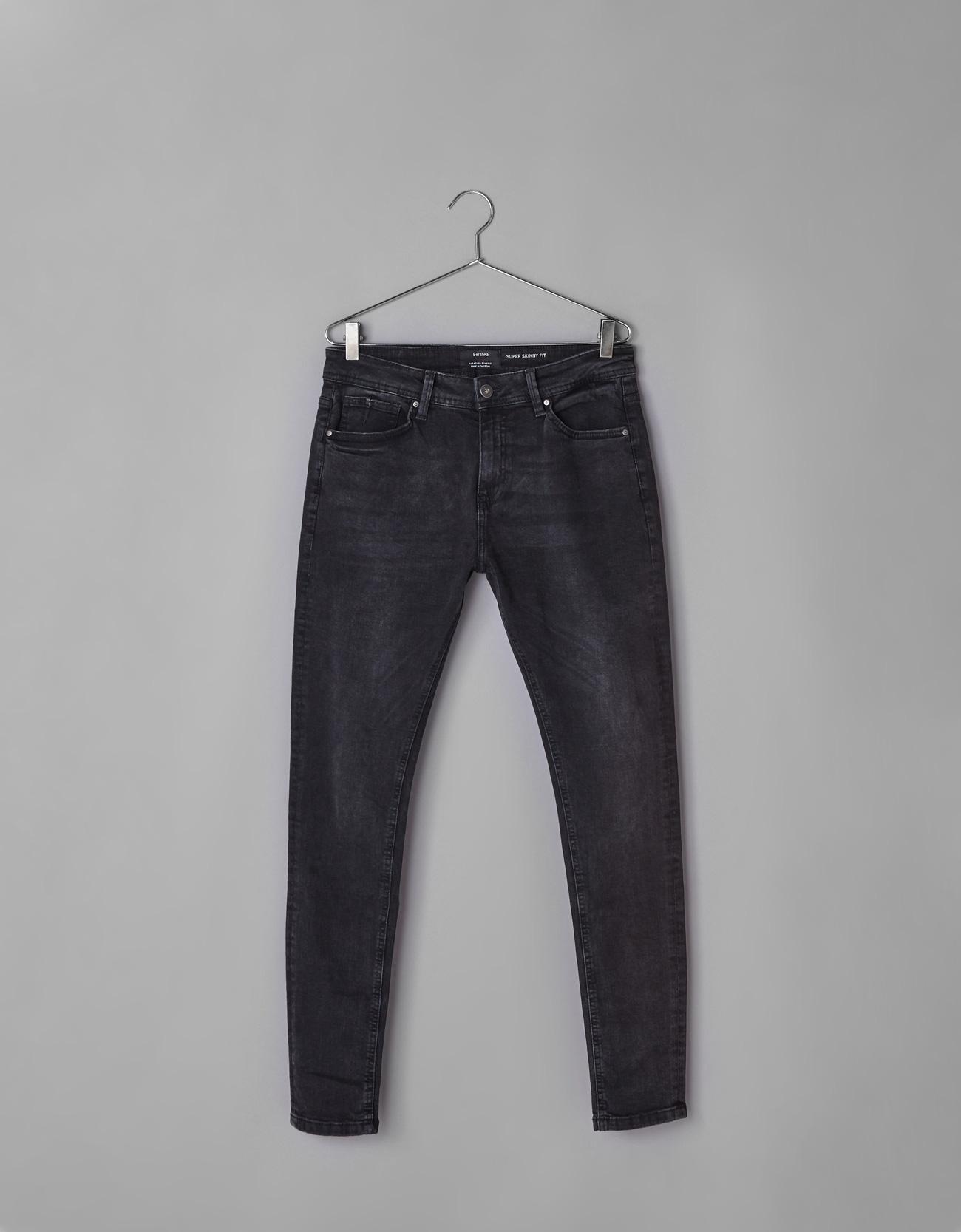 0f3fd60da3 Super Skinny Fit Jeans - CLOTHES - Bershka Bosnia and Herzegovina