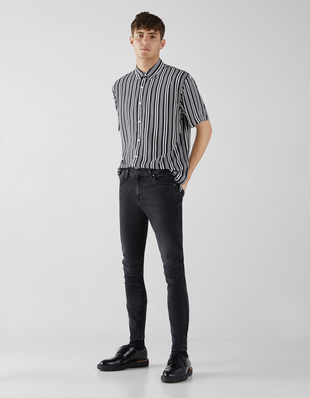 Super Skinny Fit farmernadrág