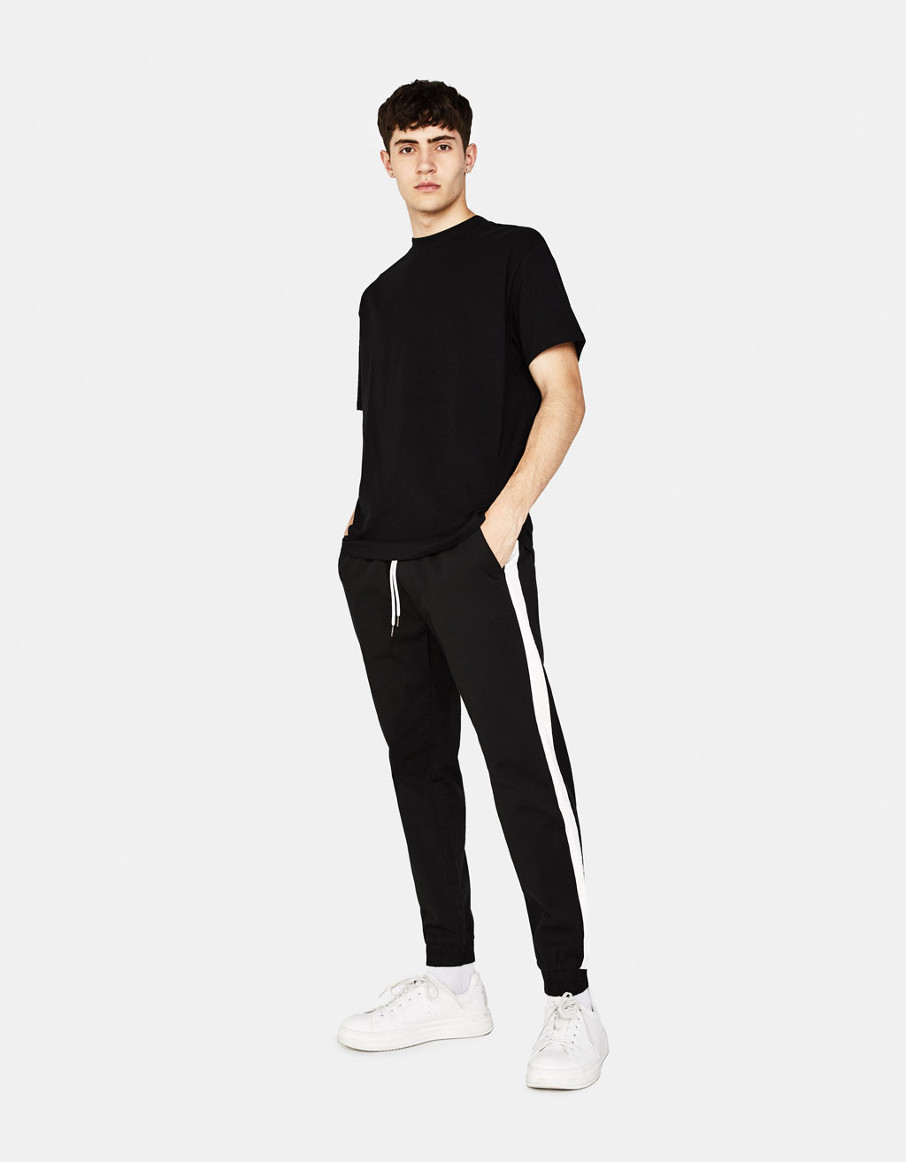 Jogger Slim Fit nadrág
