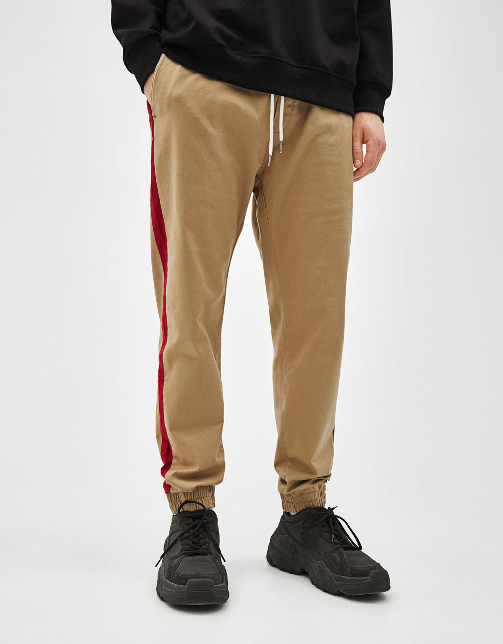 Pantaloni Jogger Slim Fit