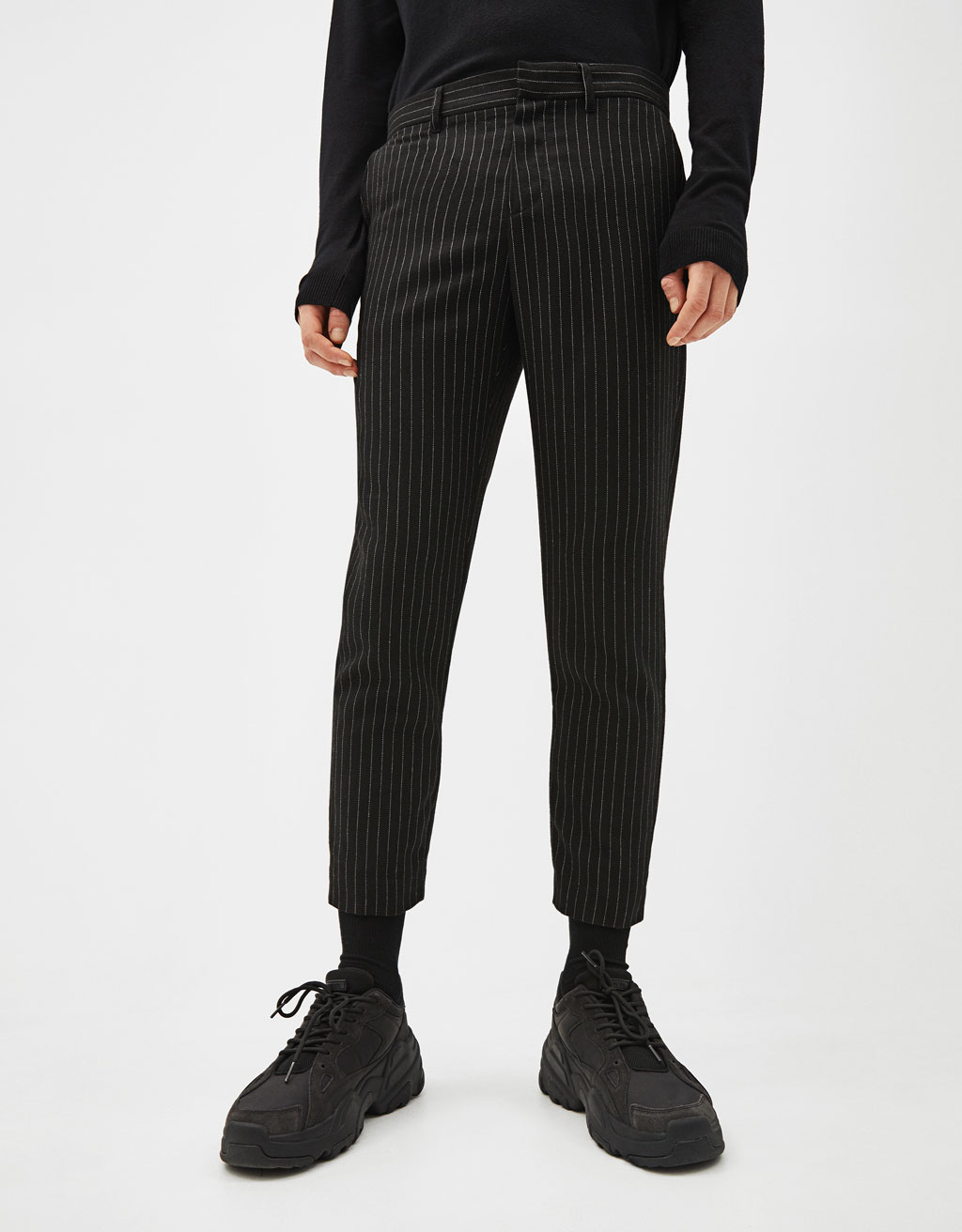 Spodnie Tailoring by Bershka