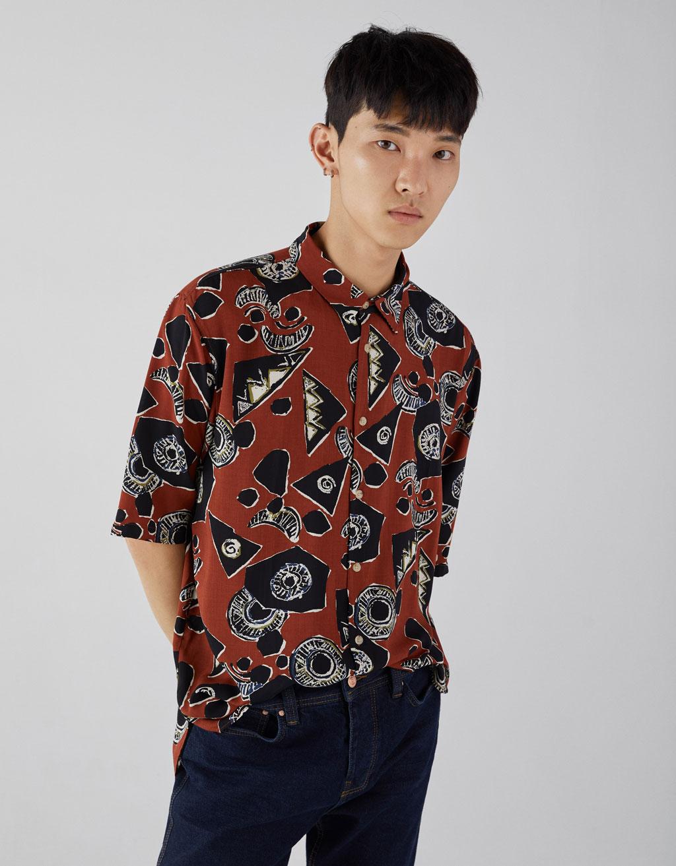 Košulja s printom