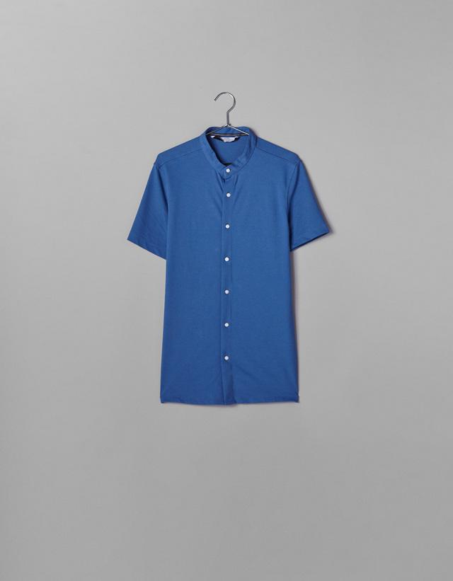 Hemd mit Maokragen