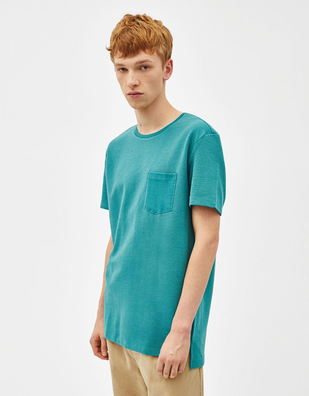 T-shirt ottoman