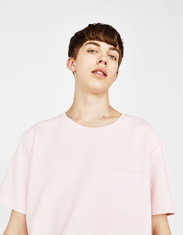 Majica iz ripsa
