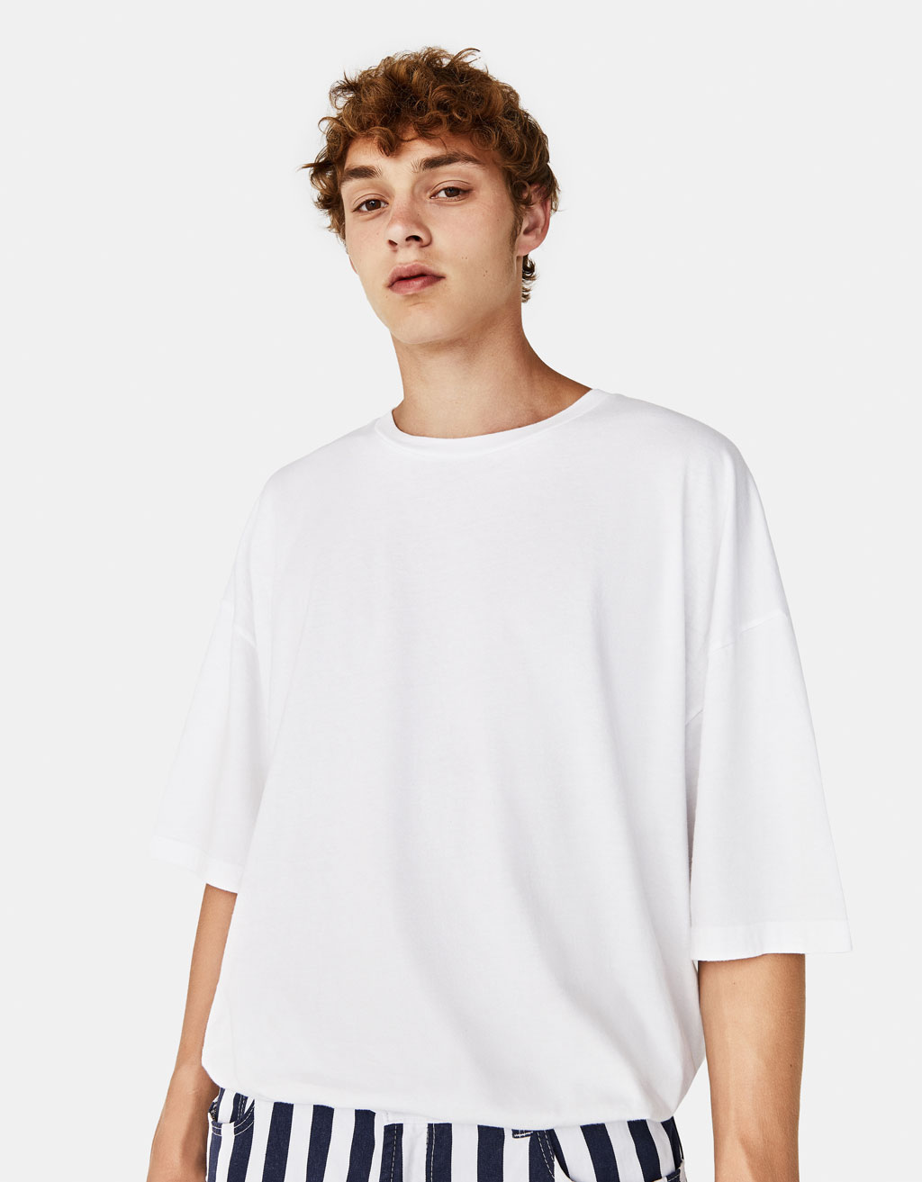 T-shirt Dad Fit