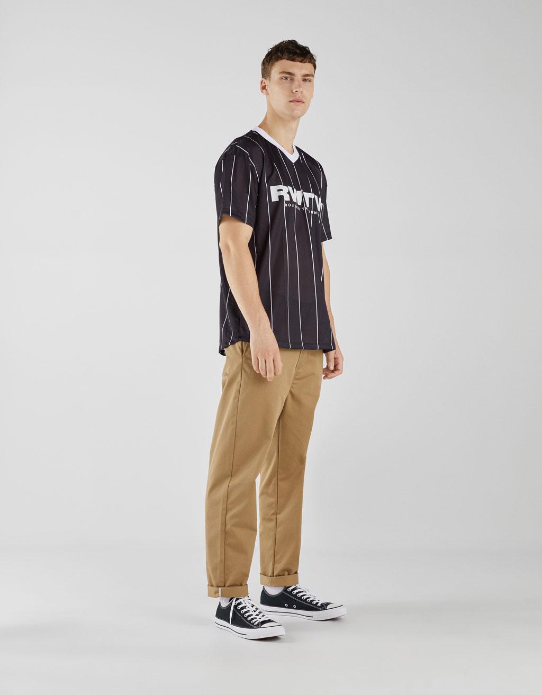 Camiseta beisbolera