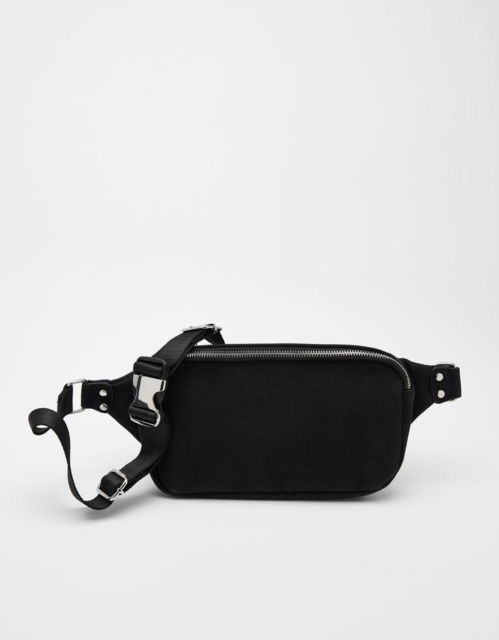 Kontrast bel çantası