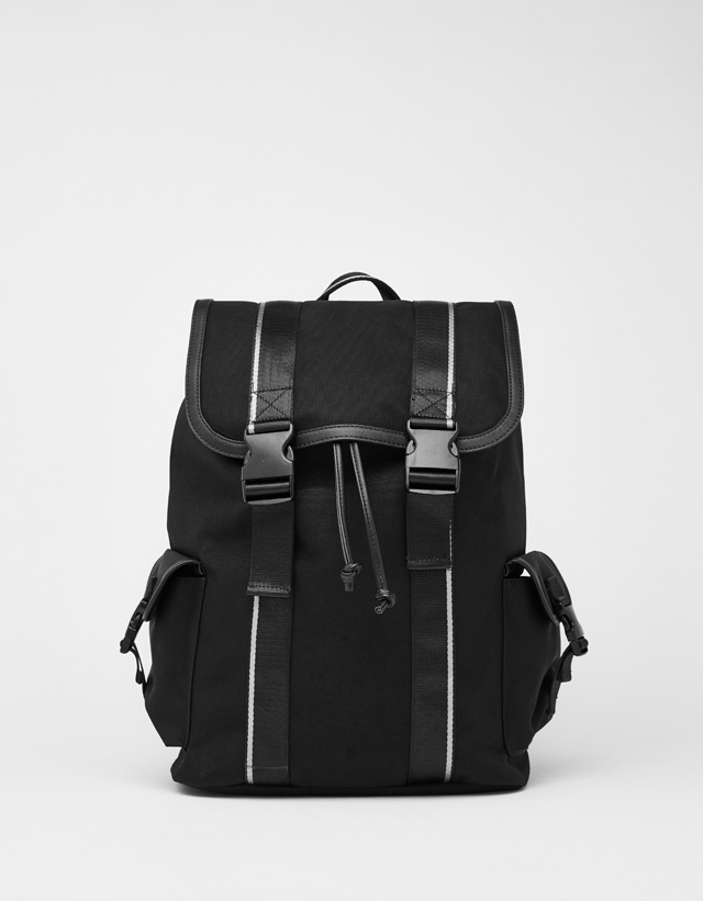 Backpacks - View All - ACCESSORIES - MEN - Bershka United States 87be585831ed0