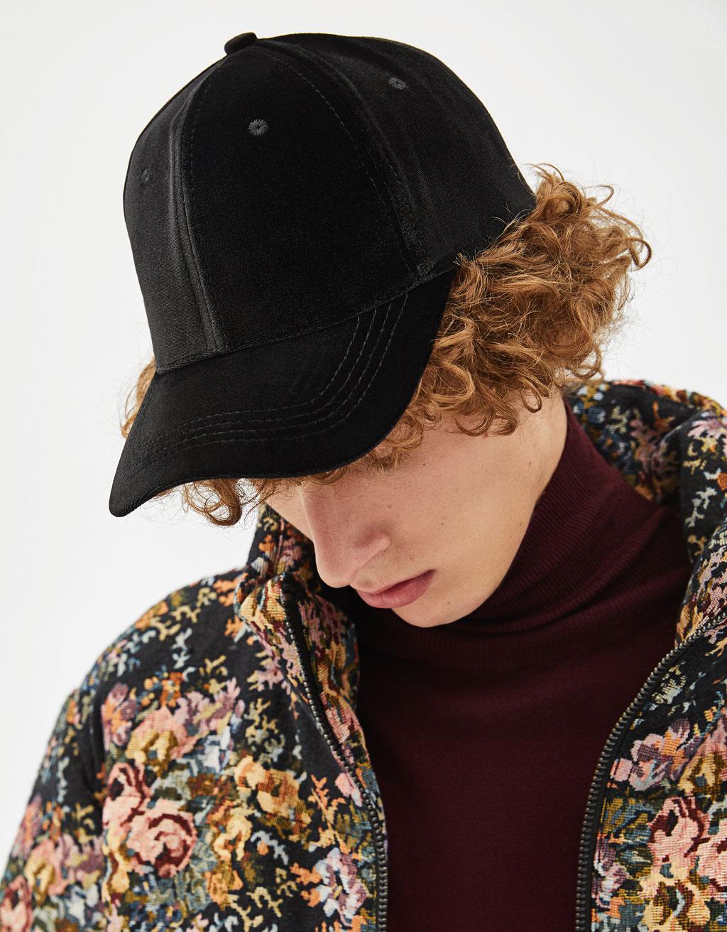 Velveta cepure