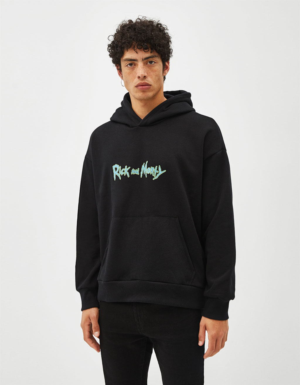 Sweatshirt Rick and Morty