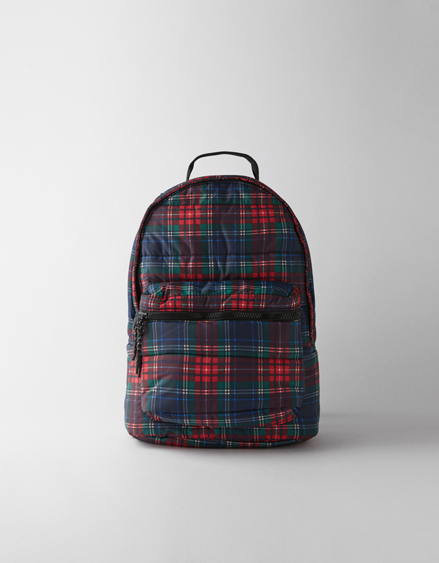 Backpacks - View All - ACCESSORIES - MEN - Bershka Malta af0c5b4628b52
