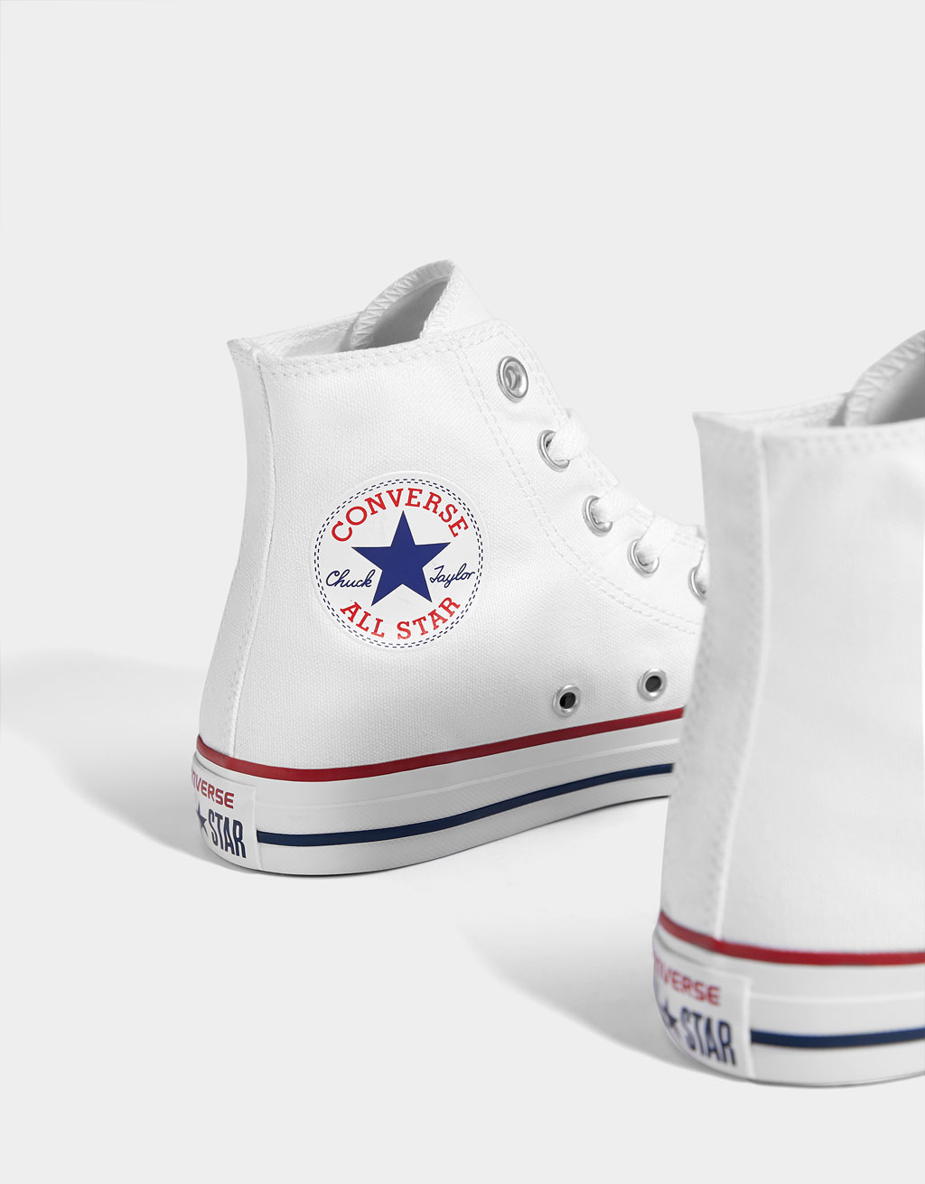 18abbbcafc7 CONVERSE CHUCK TAYLOR ALL STAR high top canvas sneakers - Trainers ...
