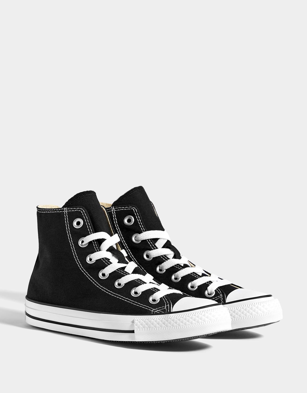 8f0e105b4398 CONVERSE CHUCK TAYLOR ALL STAR high top canvas sneakers - New - Bershka  Slovenia