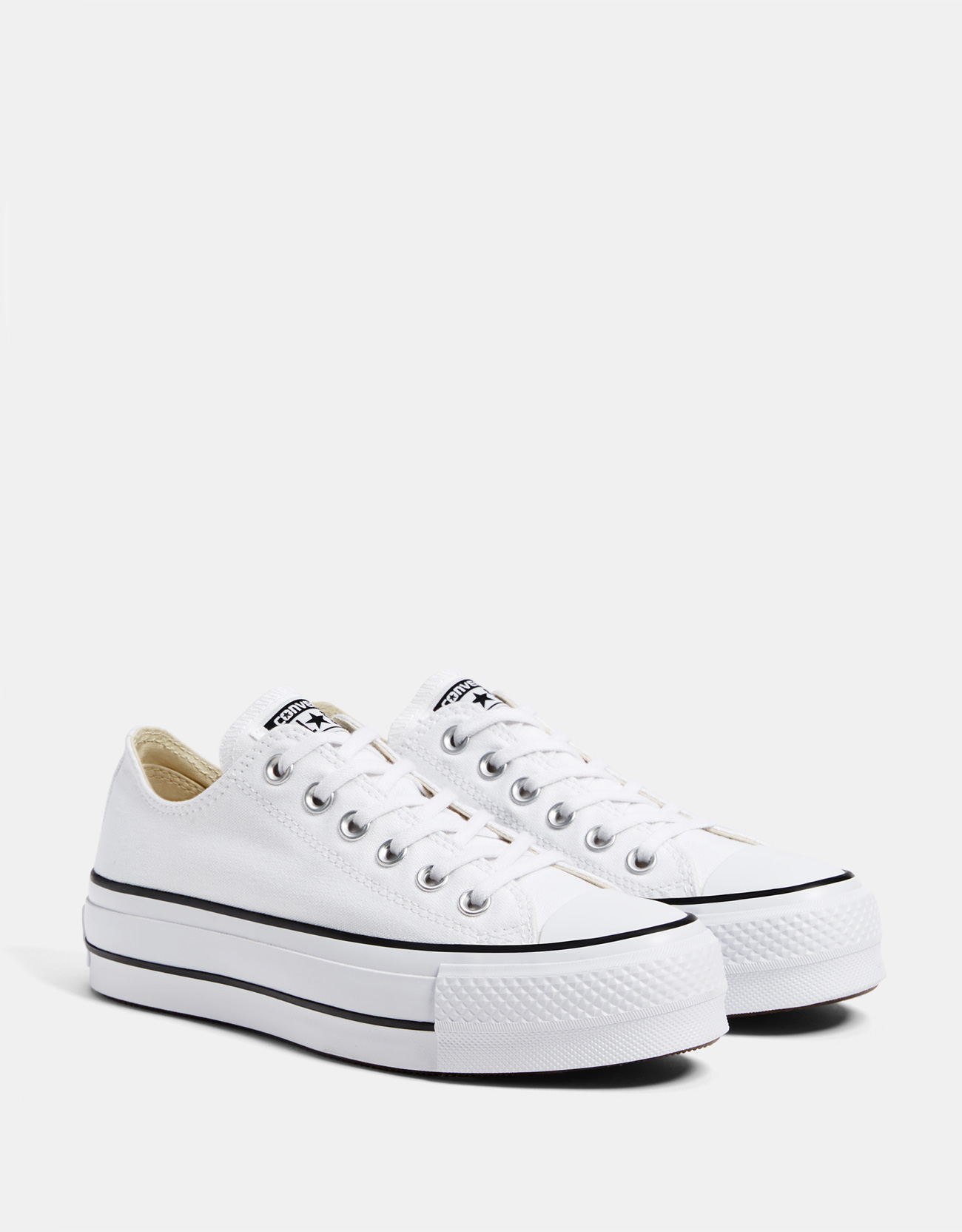 CONVERSE CHUCK TAYLOR ALL STAR platform trainers - Wedges and ... b18b3e5ed