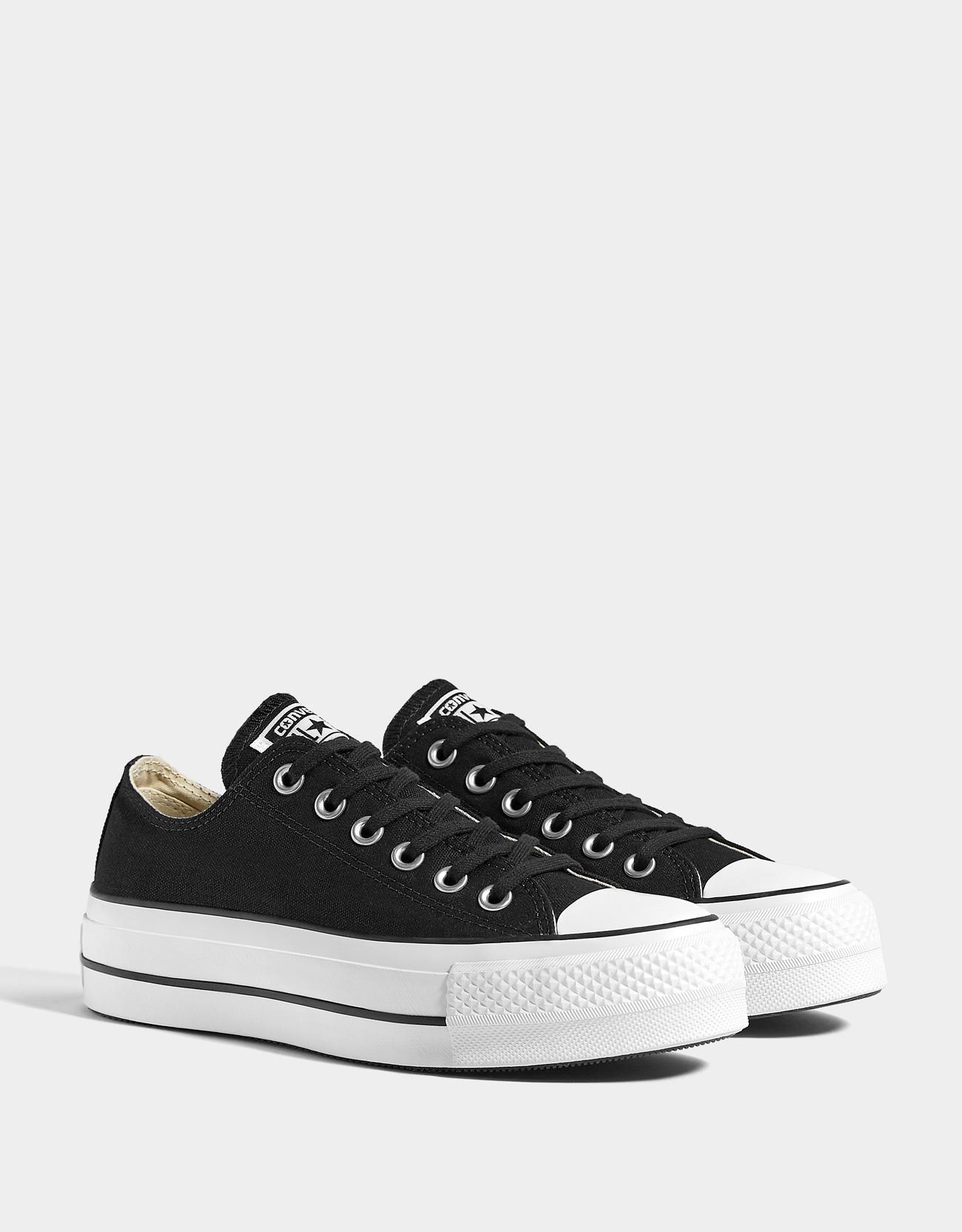 ccb9facd7a16 CONVERSE CHUCK TAYLOR ALL STAR platform sneakers - Shoes - Bershka ...