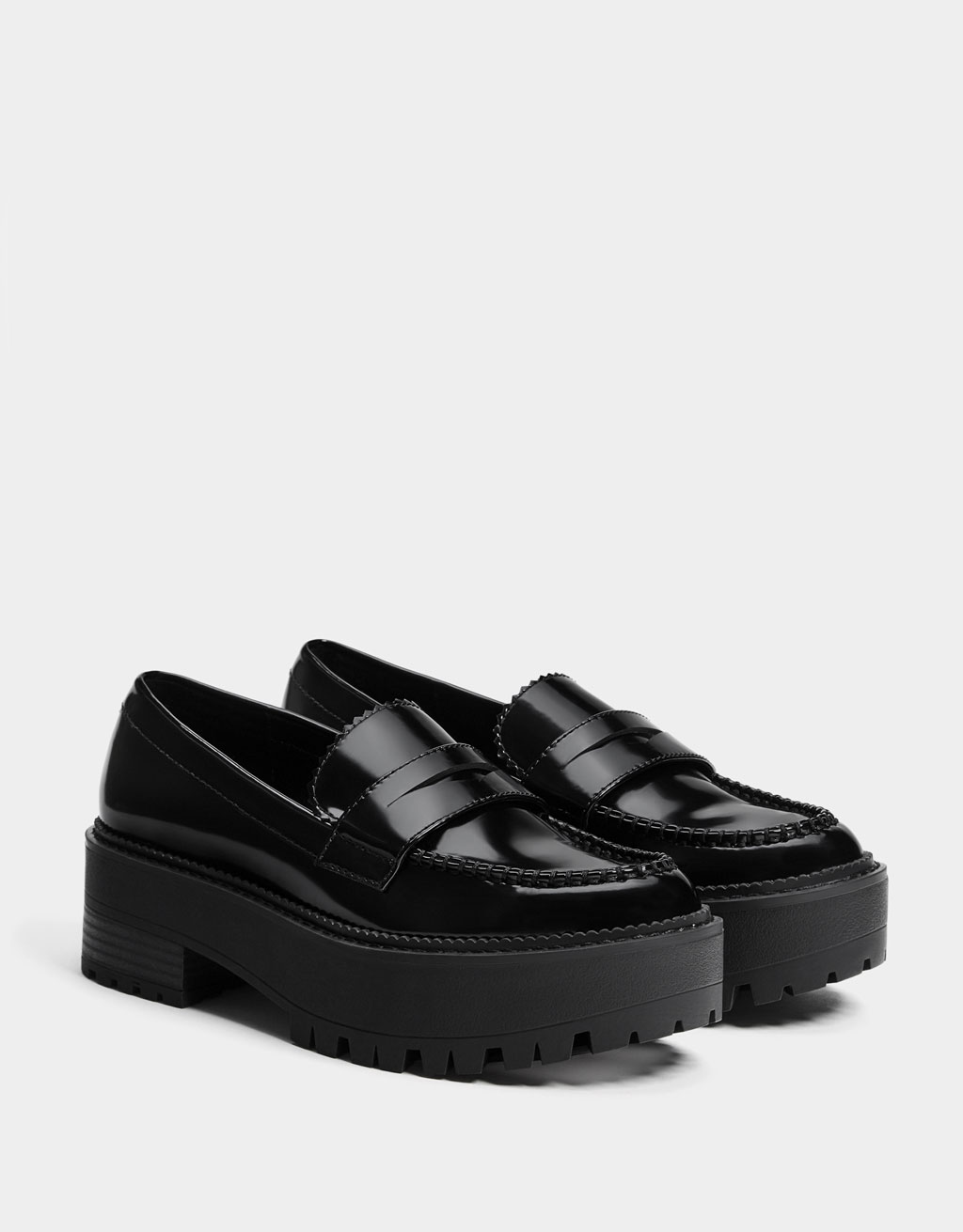Platåloafers