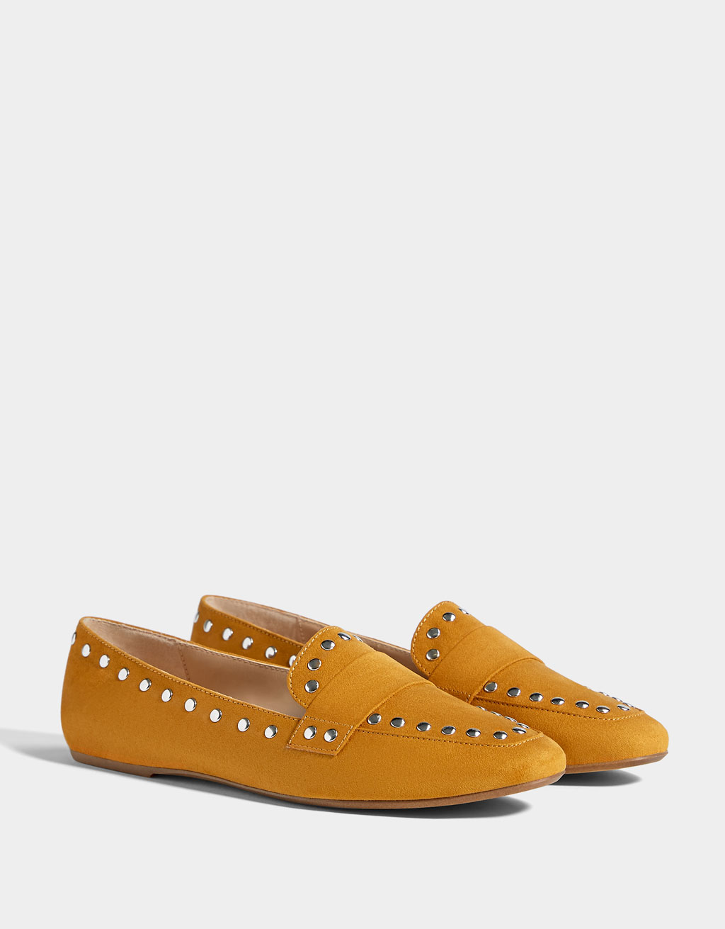 Loafers med nitar