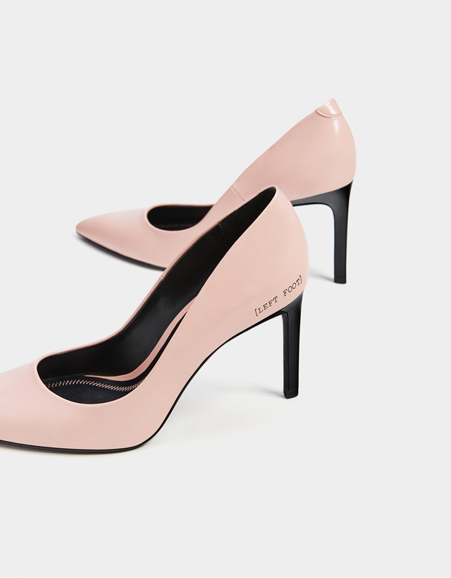 1193051e7f9 Heels - View All - SHOES - WOMEN - Bershka Philippines