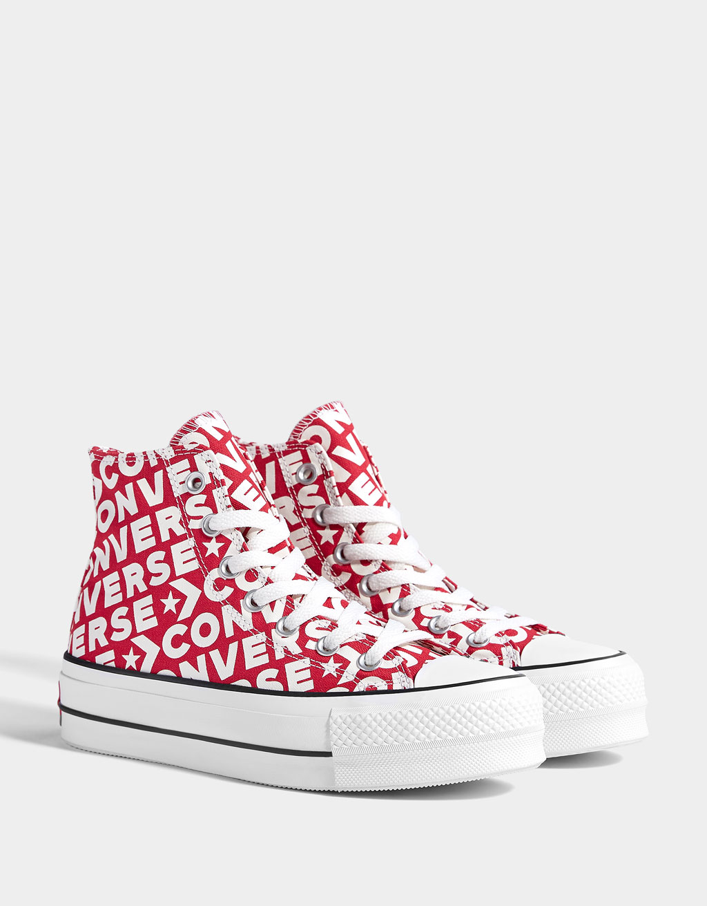 CONVERSE CHUCK TAYLOR ALL STAR  platform booties