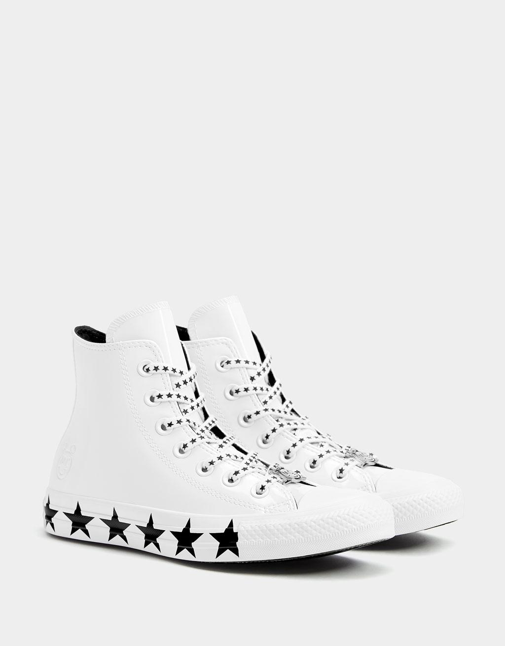 Letzte Converse Niedrige Schuhe Kaufen | Converse X Miley
