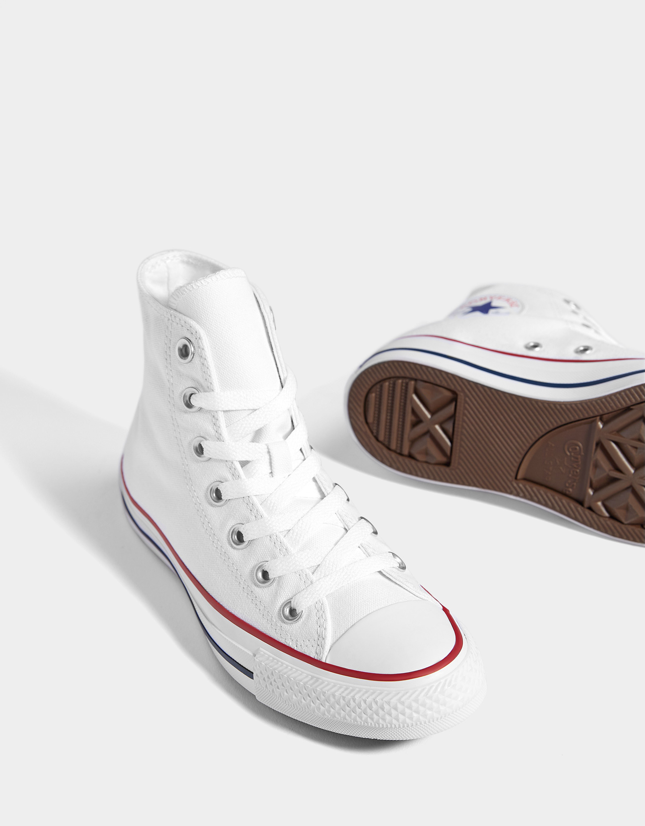 f3c3e6ba9f39ef CONVERSE ALL STAR men s high top canvas sneakers - Boots   Ankle ...
