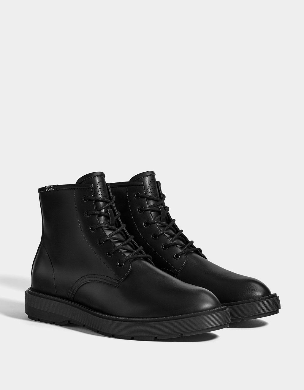 Išeiginiai vyriški auliniai batai