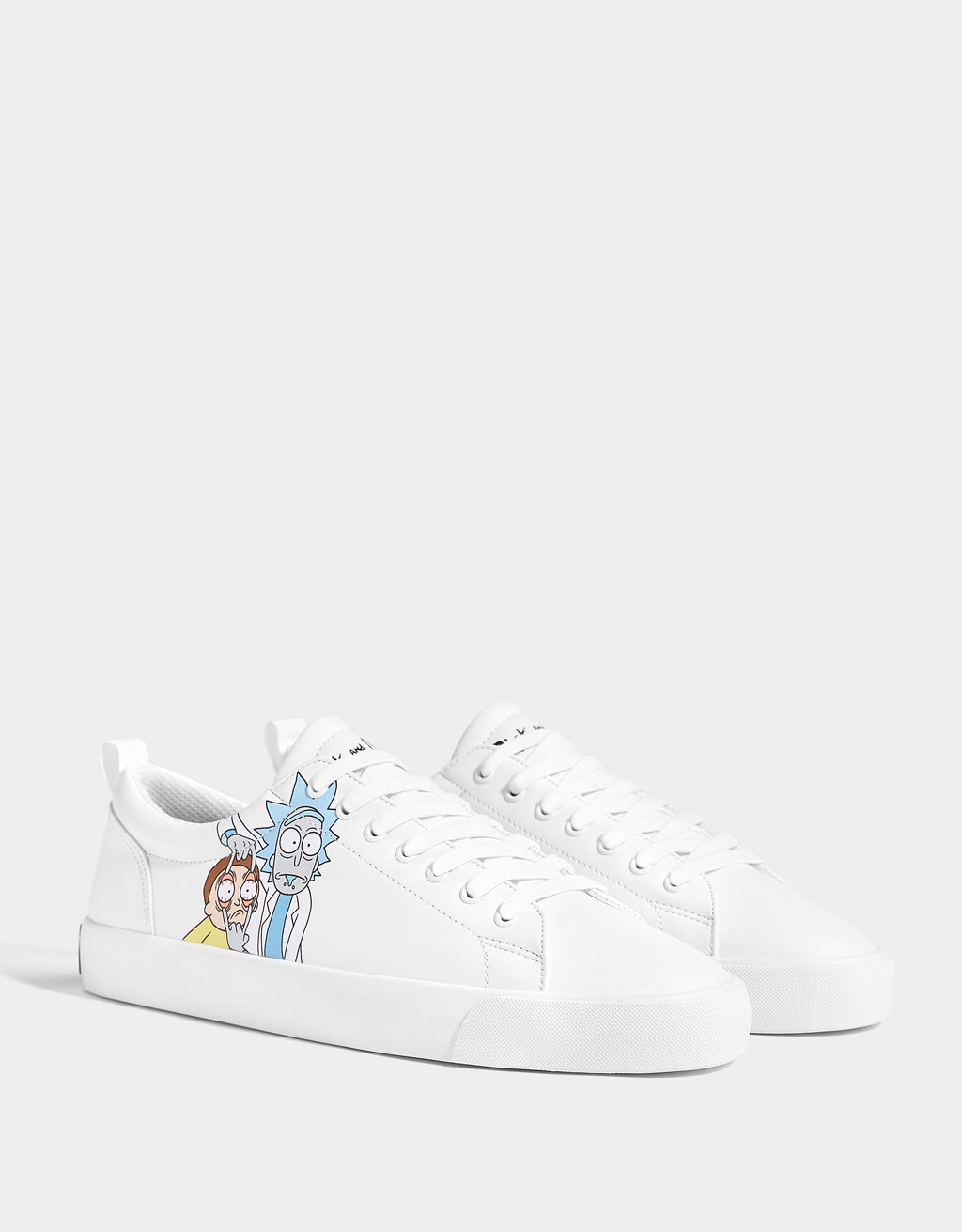 Rick & Morty sneakers heren