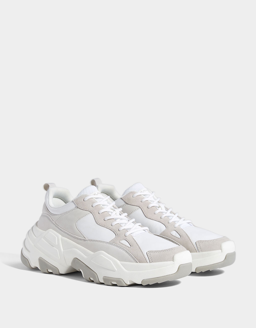 Sneaker multielementi da uomo