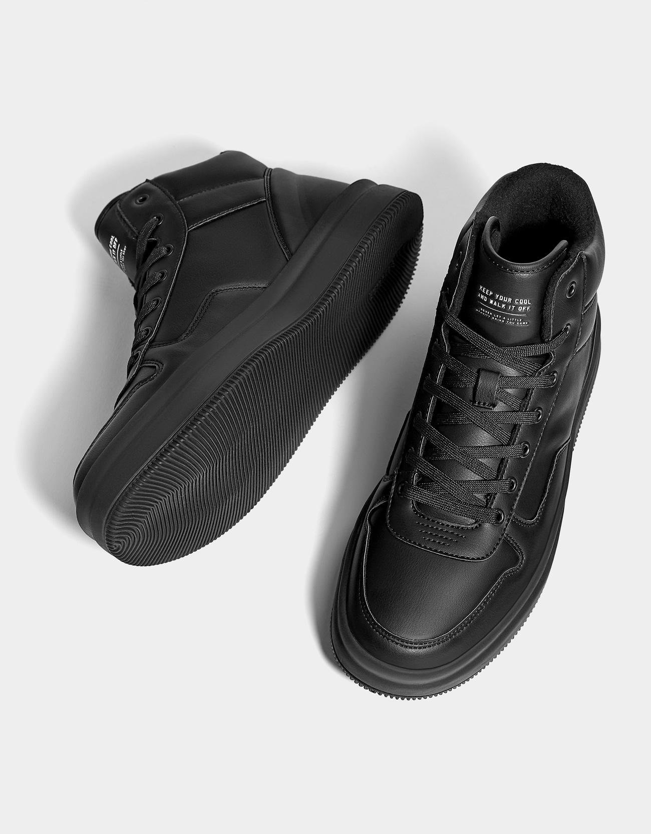 A Sneaker Foderata Stivaletto Stivali Uomo Da E Stivaletti wOPk80n
