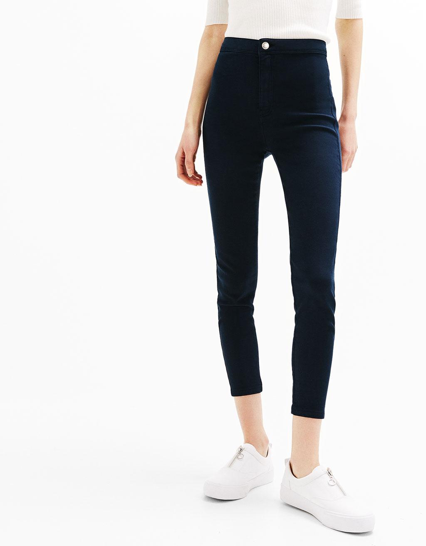 Basic high waist jeggings