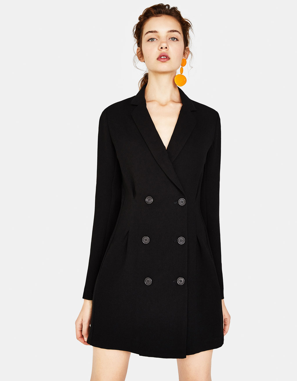 women 39 s jackets spring summer collection bershka. Black Bedroom Furniture Sets. Home Design Ideas