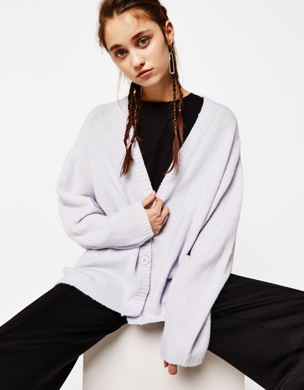 Jachetă din tricot