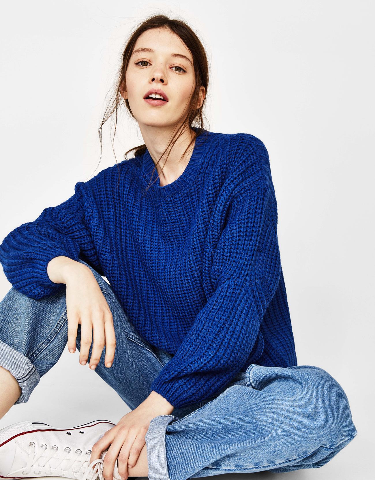 Image result for bershka 2018 jumper oversize