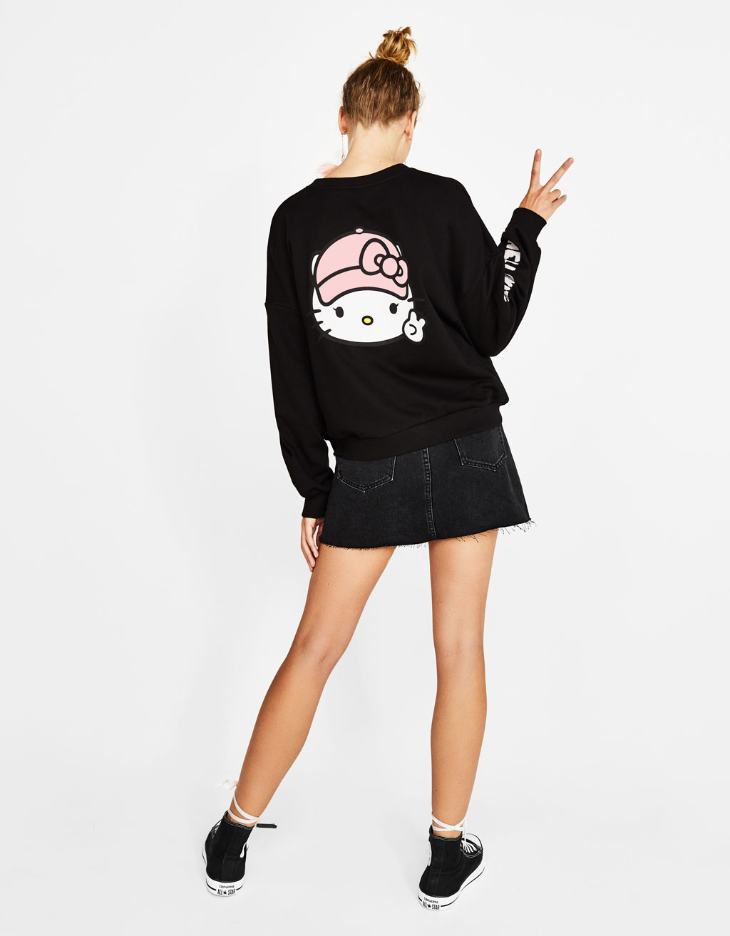 Sweatshirt Hello Kitty