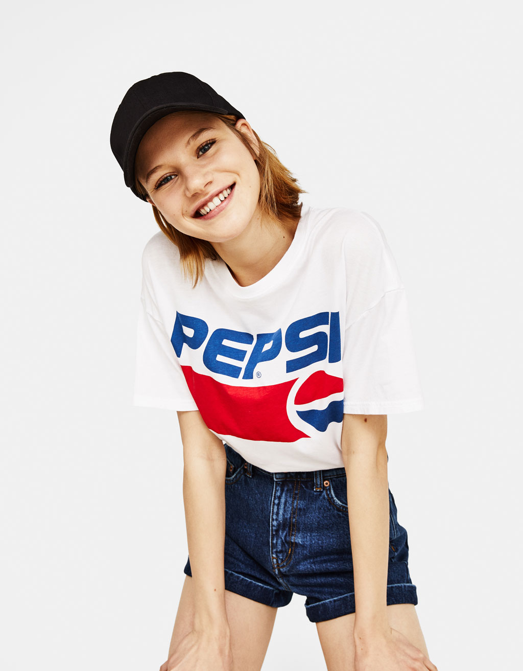 Ecologically grown cotton Pepsi Tシャツ
