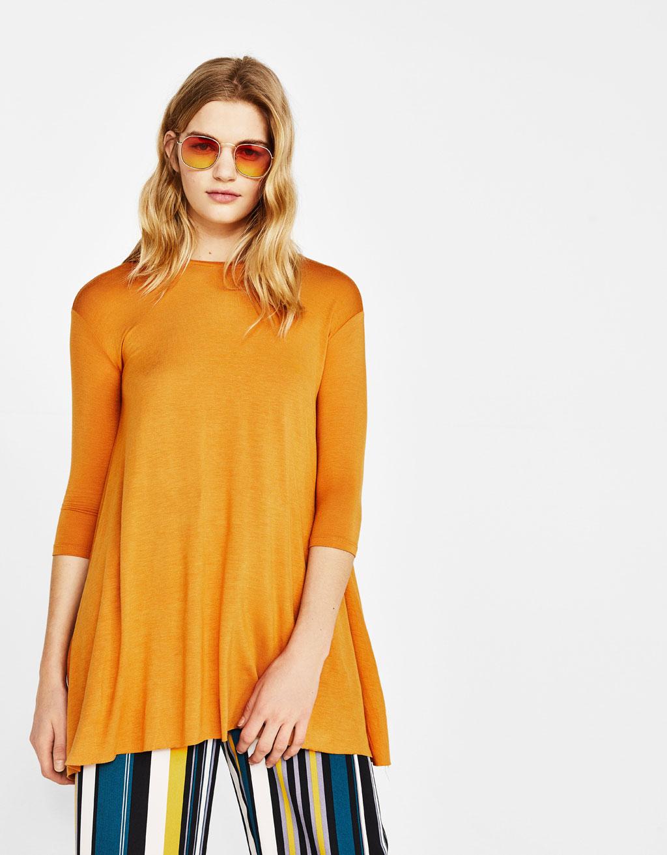 long-voluminous-t-shirt by bershka