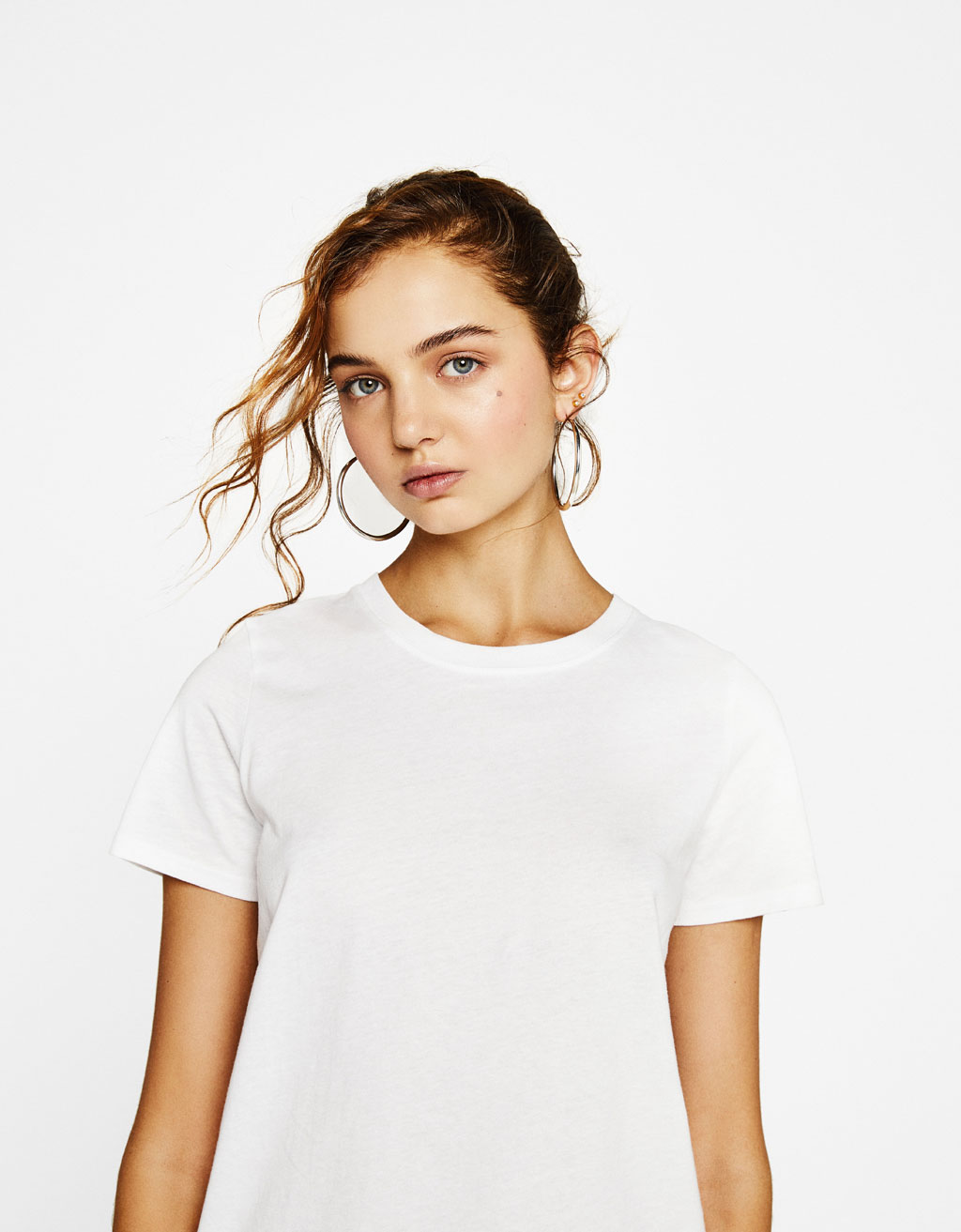 Ecologically grown cotton T-shirt
