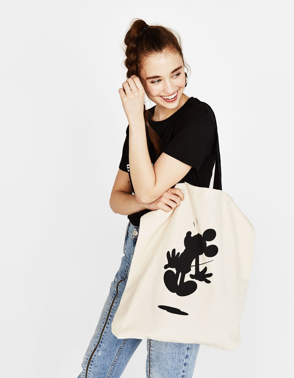 Shopper bag Mickey