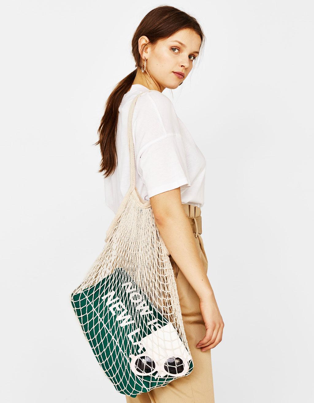 Мрежеста чанта