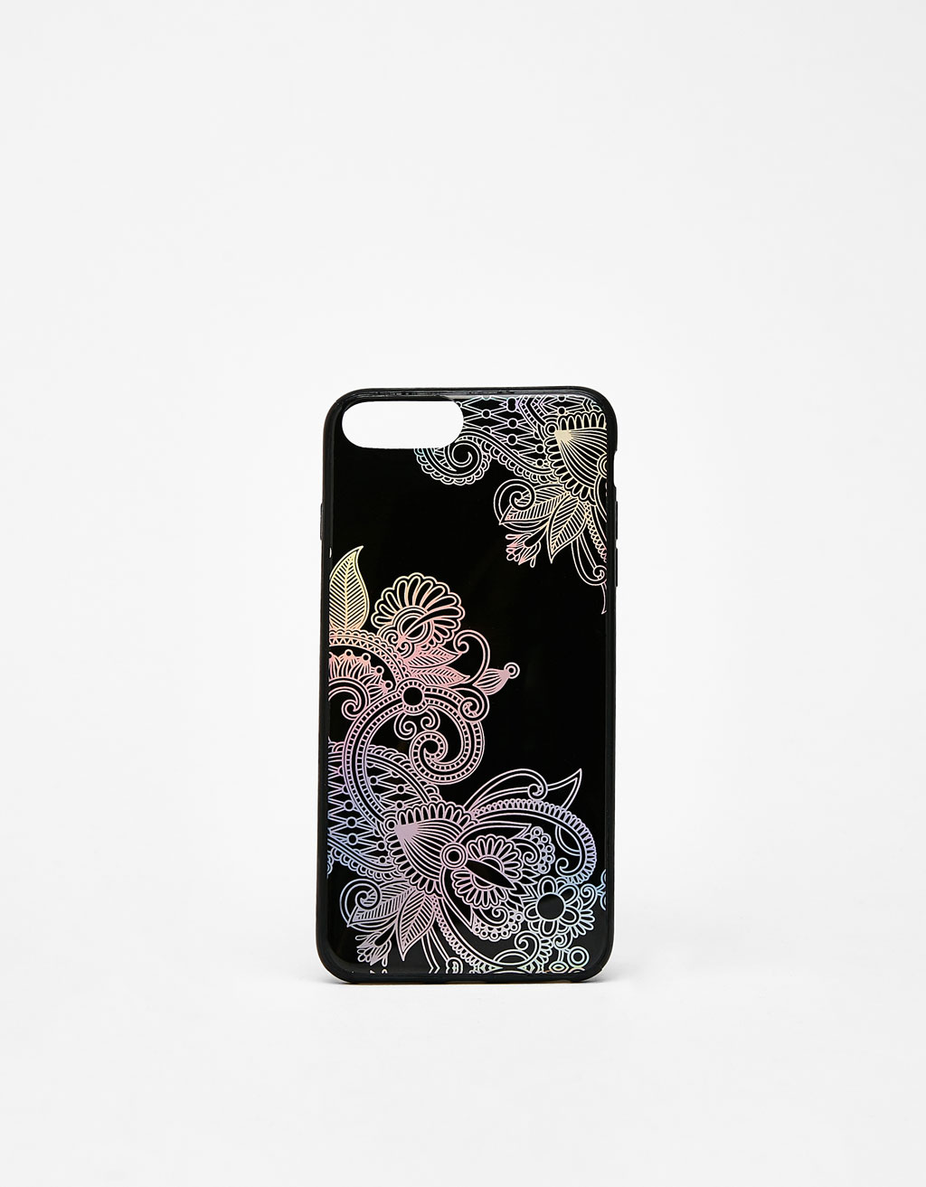 Cover med holografisk relief iPhone 6 plus/ 7 plus